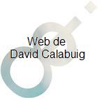 Web del cantautor valenciano David Calabuig