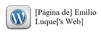 Página del Dr. Emilio Luque